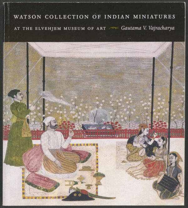Book cover, people sitting in a room